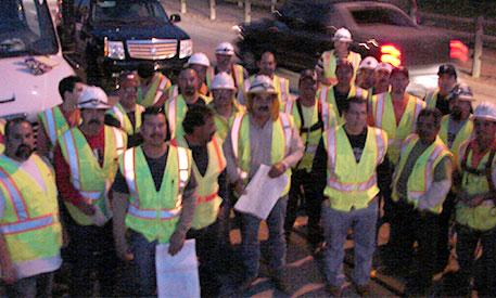 Los Angeles Signal Construction, Inc.