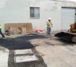 6570 Taylor Yard Master Site Improvements